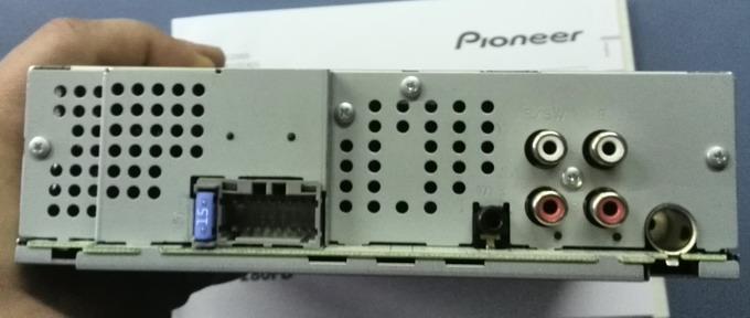 Инструкция pioneer mvh-280fd