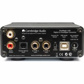 Цифроаналоговый преобразователь Cambridge Audio DacMagic 100