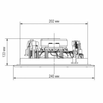 Акустическая система Bowers & Wilkins CCM665