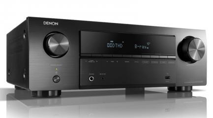 AV-ресивер Denon AVR-X550BT
