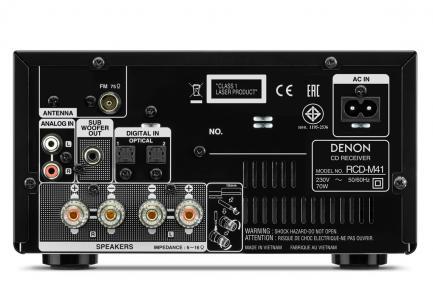 Микросистема Denon RCD-M41