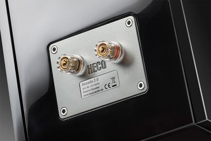 Активная акустическая система Heco Ascada 2.0 BTX
