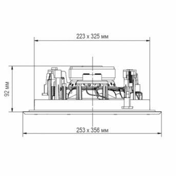 Встраиваемая акустика Heco INW 802