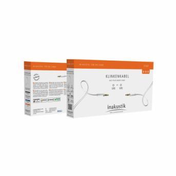 Межблочный кабель Inakustik Star MP3 Audio Cable 0.5