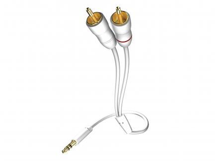 Межблочный кабель Inakustik Star MP3 Audio Cable RCA 0.75