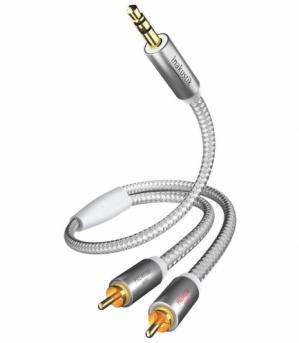 Межблочный кабель Inakustik Premium MP3 Audio Cable RCA 1.50