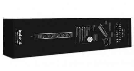 Сетевой фильтр Inakustik Referenz Power Bar AC-1502-P6 1.5m