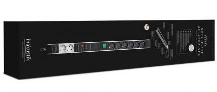 Сетевой фильтр Inakustik Referenz Power Bar AC-2502-SF8 3m