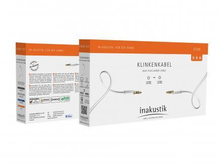 Межблочный кабель Inakustik Star MP3 Audio Cable 0.75