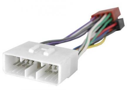 ISO-разъем INCAR ISO DWL-98