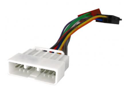 ISO-разъем INCAR ISO HO-D98