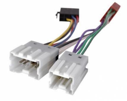 ISO-разъем INCAR ISO NS-03