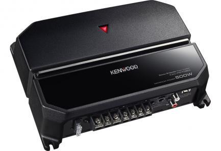 Автомобильный усилитель Kenwood KAC-PS702EX