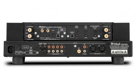 Интегральный стерео усилитель McIntosh MA5300