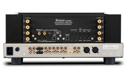 Интегральный стерео усилитель McIntosh MA8900