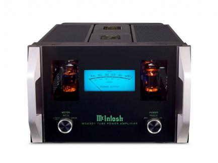 Ламповый усилитель мощности McIntosh MC2301