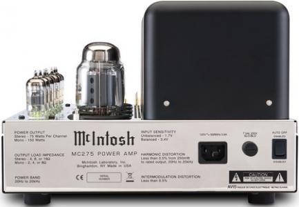 Ламповый усилитель мощности McIntosh MC275 mk VI