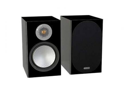Акустическая система Monitor Audio Silver 100 High Gloss Black