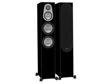 Акустическая система Monitor Audio Silver 300 High Gloss Black