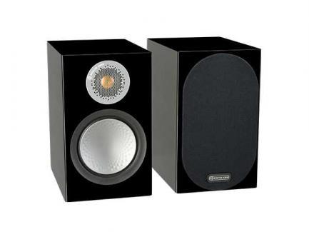 Акустическая система Monitor Audio Silver 50 High Gloss Black