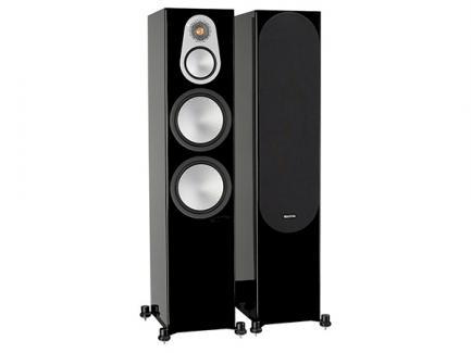 Акустическая система Monitor Audio Silver 500 High Gloss Black