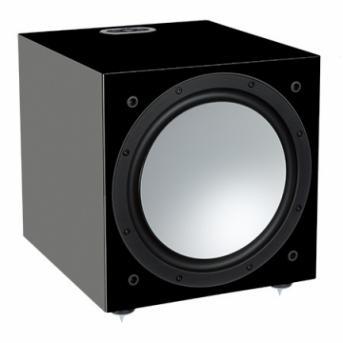 Сабвуфер Monitor Audio Silver W12 6G High Gloss Black