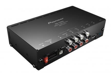 Автомобильный звуковой процессор Pioneer DEQ-S1000A