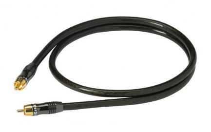 Сабвуферный аудио кабель Real Cable E-SUB/10M00