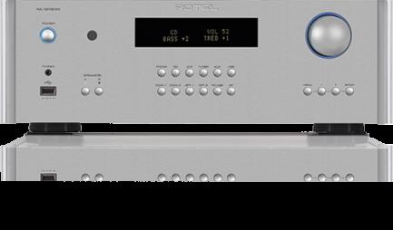 Интегральный стерео усилитель Rotel RA-1572 MK II