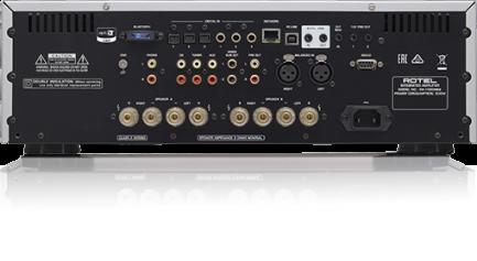 Интегральный стерео усилитель Rotel RA-1592 MK II