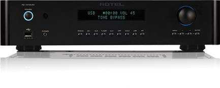 Предварительный стерео усилитель Rotel RC-1572 MK II
