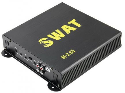 Автомобильный усилитель SWAT M-2.65