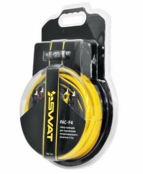 Комплект проводов SWAT PAC-F4