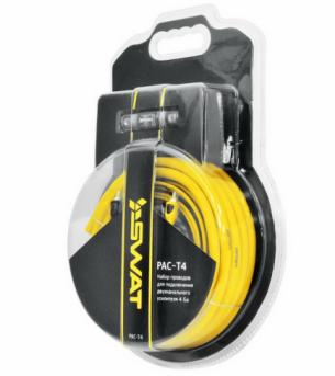 Комплект проводов SWAT PAC-T4