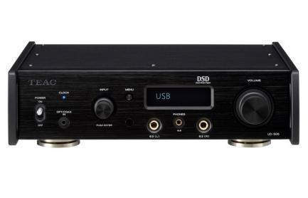 DSD ЦАП/пред.усилитель TEAC UD-505