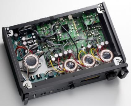 DSD ЦАП/пред.усилитель/сетевой плеер TEAC UD-701
