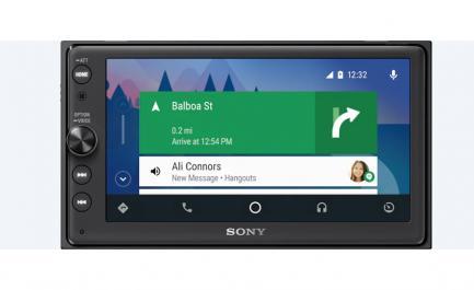 Автомагнитола Sony XAV-AX100