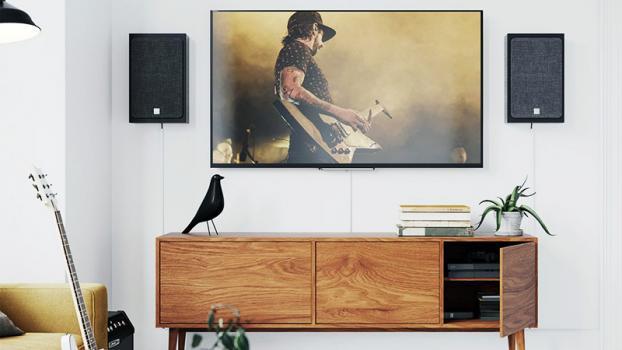 DALI Oberon On-Wall C — активные настенные колонки