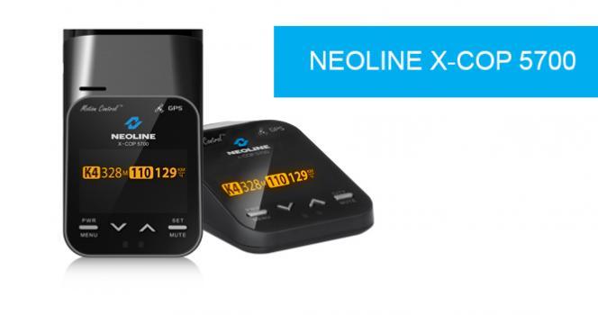 neoline x-cop 5700 новая прошивка
